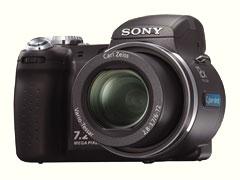 Abb.: Sony Cybershot DSC-H5